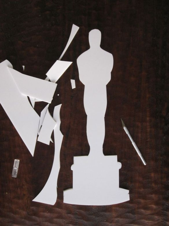 Oscar Party Decoration